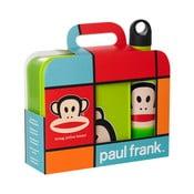 Desiatový set Paul Frank, limetkový