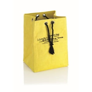 Taška na bielizeň Tayler, žltá