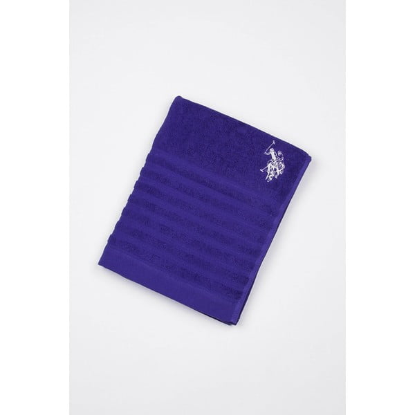 Osuška US Polo Bath Blue, 90x150 cm