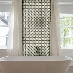 Sada 24 nástenných samolepiek Confetti Bathmats Home Muro