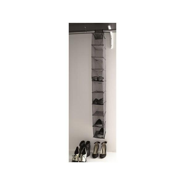 Závesný organizér na 9 párov topánok Compactor Rack