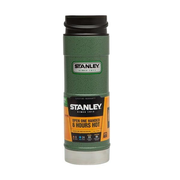 Zelený termohrnček Stanley Classic, 470ml