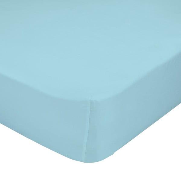 Modrá elastická plachta Happynois, 60x120cm