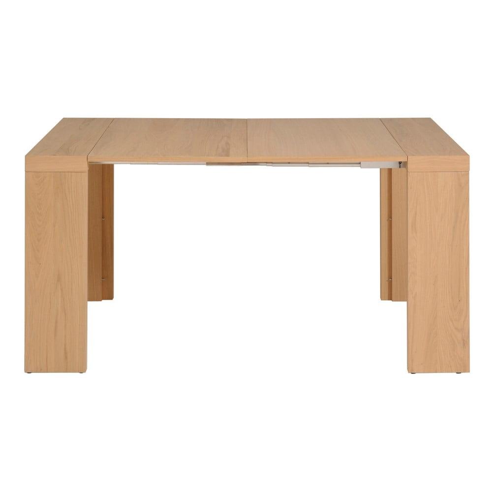 Rozkladací jedálenský stôl z bukového dreva Artemob Tromba