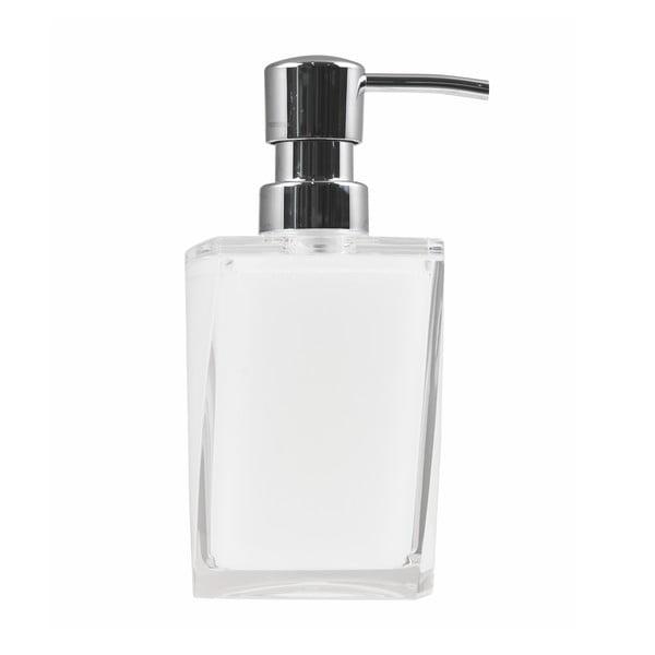 Dávkovač na mydlo Transparent White
