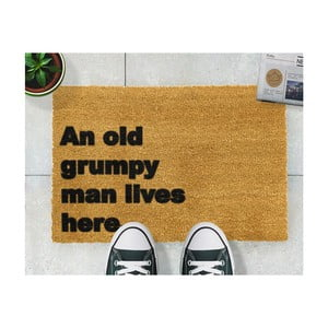 Rohožka Artsy Doormats Grumpy Man Lives Here, 40x60cm