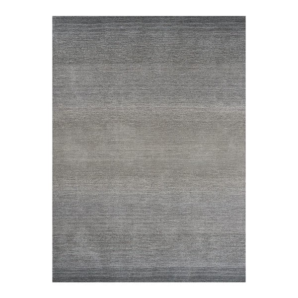 Vlnený koberec Graduation Grey, 140x200 cm