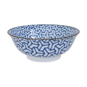 Modrá porcelánová miska Tokyo Design Studio Etsy, 450 ml