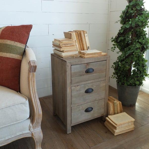 Odkladací stolík so zásuvkami Vintage Country