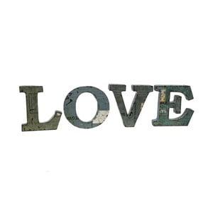 Dekoratívny nápis na stenu Novita Love