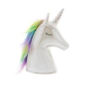 Keramická pokladnička Just 4 Kids Unicorn Magic Head