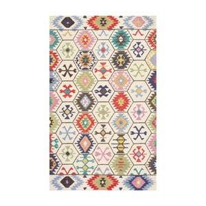 Vlnený koberec Azteco, 120x183 cm