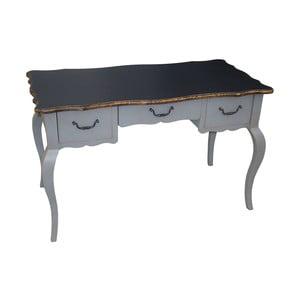 Písací stôl se troma zásuvkami Transilvania