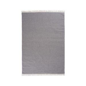 Vlnený koberec Rainbow Steel, 140x200 cm