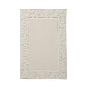 Kúpeľňová predložka Grace Cream, 50x75cm