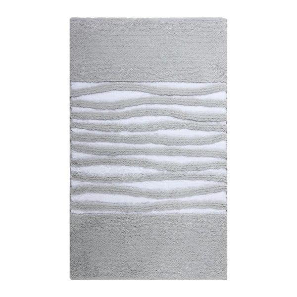 Kúpeľňová predložka Morgan Silver, 60x100 cm
