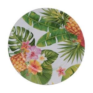 Tanier s motívom ananásu InArt, ⌀36cm