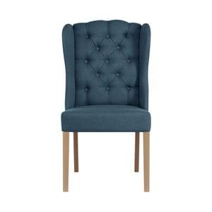Modrá stolička Jalouse Maison Hailey
