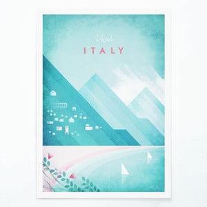Plagát Travelposter Italy, A3