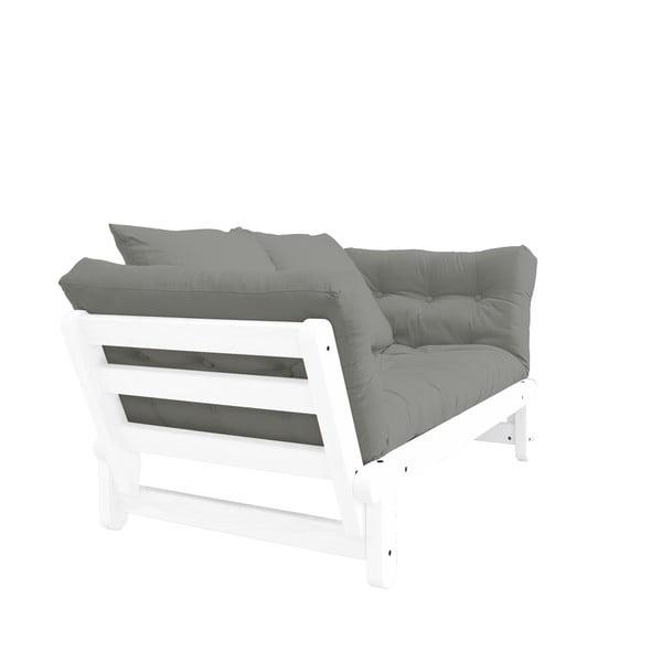 Rozkladacia pohovka Karup Design Beat White/Grey