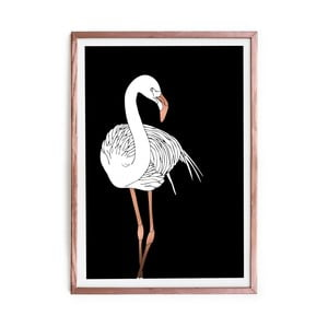 Obraz Really Nice Things Flamingo