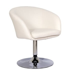 Kreslo/barová stolička A322, svetlá