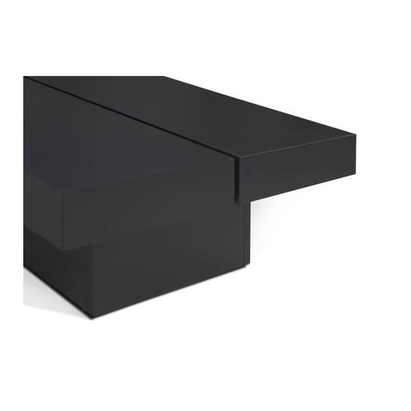 Konferenčný stolík Myso Coffee Pure Black