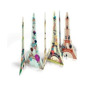 Sada záložiek Mon Petit Art Tours Eiffel