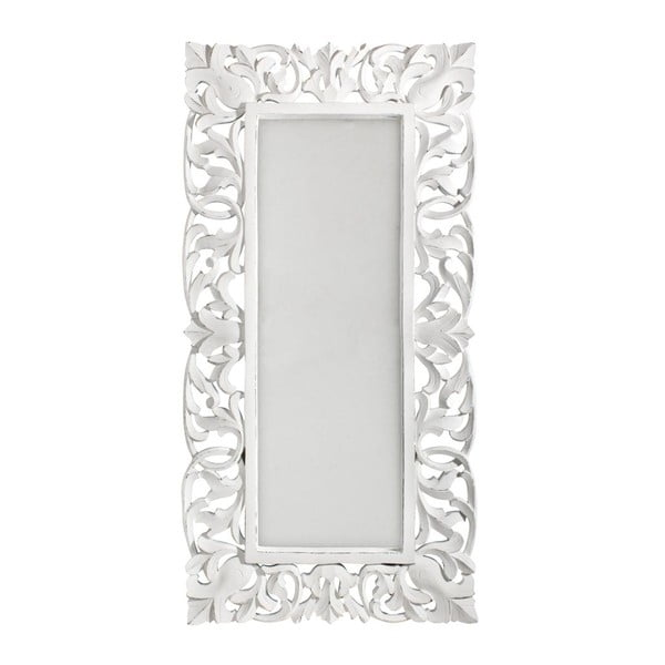 Nástenné zrkadlo Bianco Antico, 60x120 cm