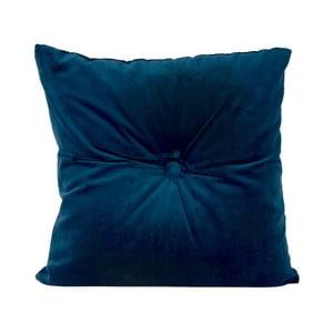 Modrý bavlněný polštář PT LIVING, 45 x 45 cm