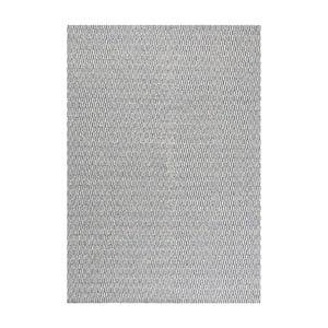 Vlnený koberec Charles Blue, 140x200 cm