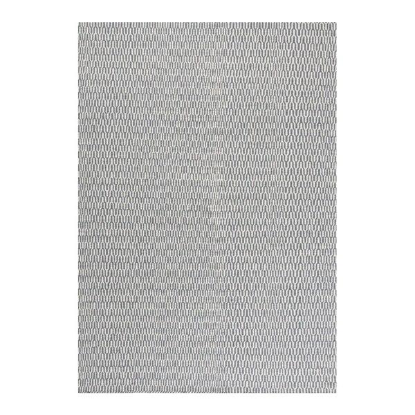 Vlnený koberec Charles Blue, 160x230 cm