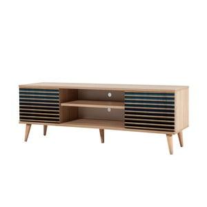 TV stôl Truva Blue Classic, šírka 140 cm