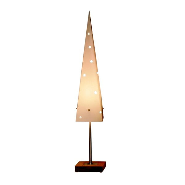 Svietiaci kužeľ so stojanom Best Season Cone Top, 60 cm