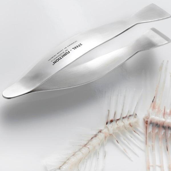 Kliešte na rybie kosti Steel Function Capri, 16 cm