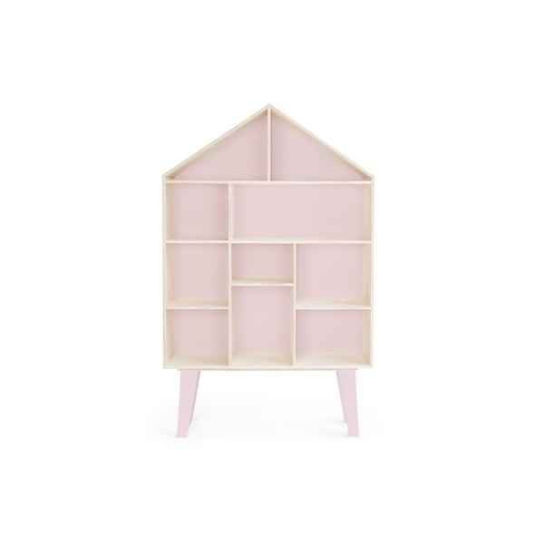 Komoda House, ružová