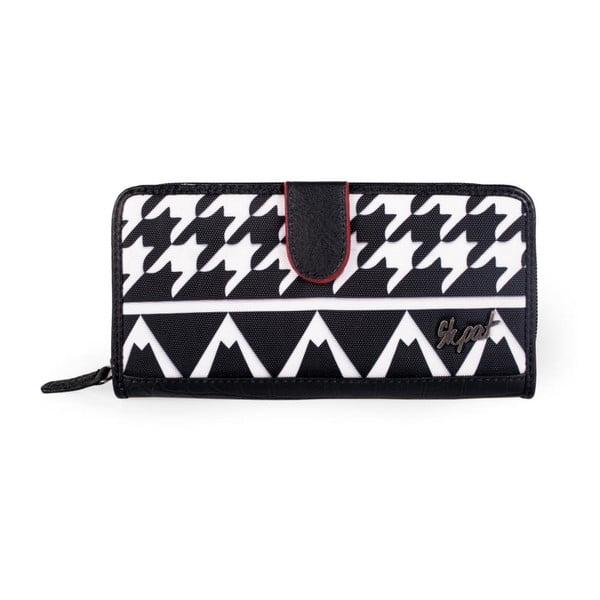 Peňaženka Skpa-T B&W, 18x9 cm