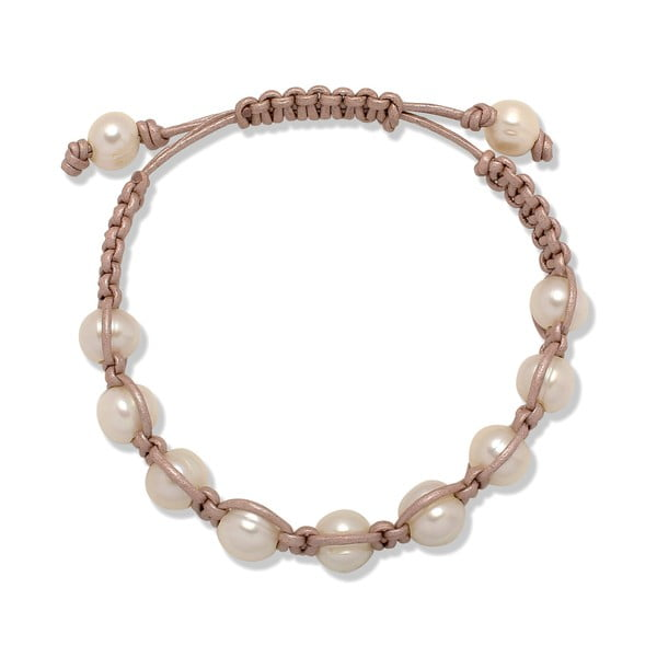Náramok Pure Pearls Fresh Genuine Light