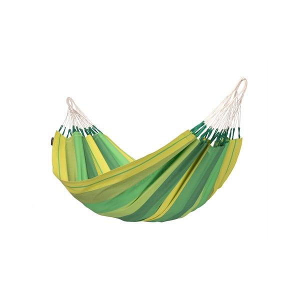 Hojdacia sieť Orquidea pre jedného, zelená