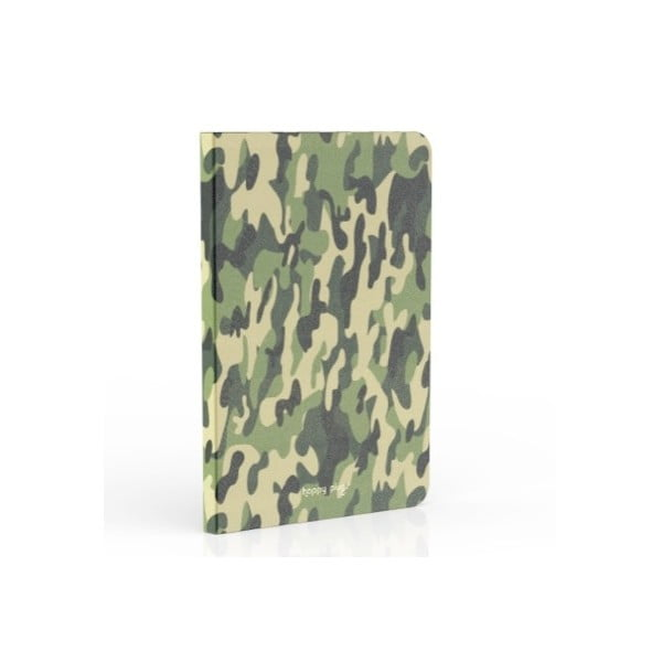 Obal Happy Plugs na iPad Mini Retina Camouflage