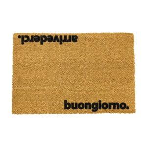 Rohožka Artsy Doormats Arrivederci, 40 × 60 cm
