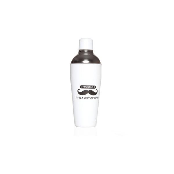 Shaker na drinky Mustache