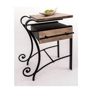 Nočný stolík Classic Leonel
