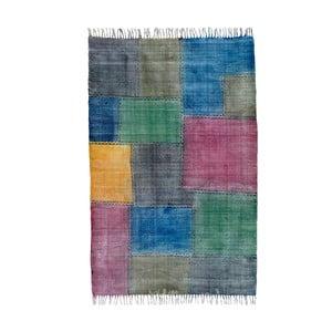 Bavlnený koberec Oreste Luchettas Yantra, 195 × 115 cm