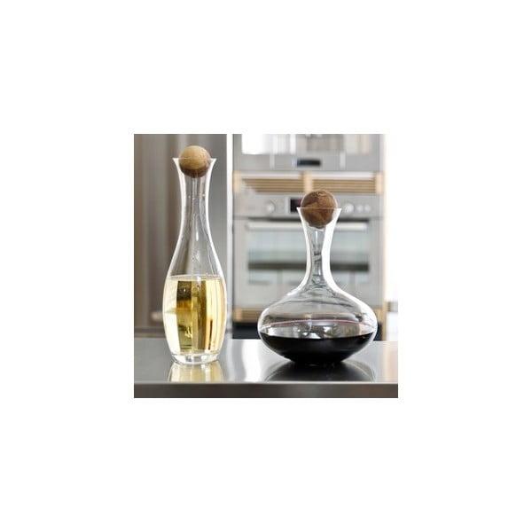 Karafa na biele víno Sagaform Oval, 1l