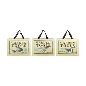 Sada 3 nákupných tašiek Esschert Design Tools