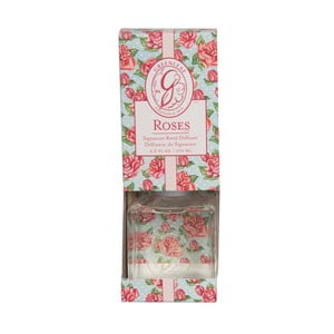 Difuzér s vôňou ruže Greenleaf Signature Roses, 124 ml