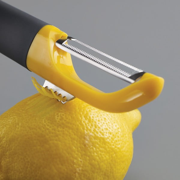 Žltá škrabka Joseph Joseph Multi-peel