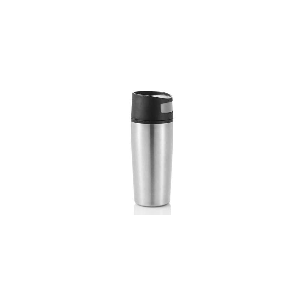 Strieborný termohrnček do auta XD Design, 300 ml