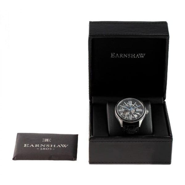 Pánske hodinky Thomas Earnshaw Black/Silver Blue